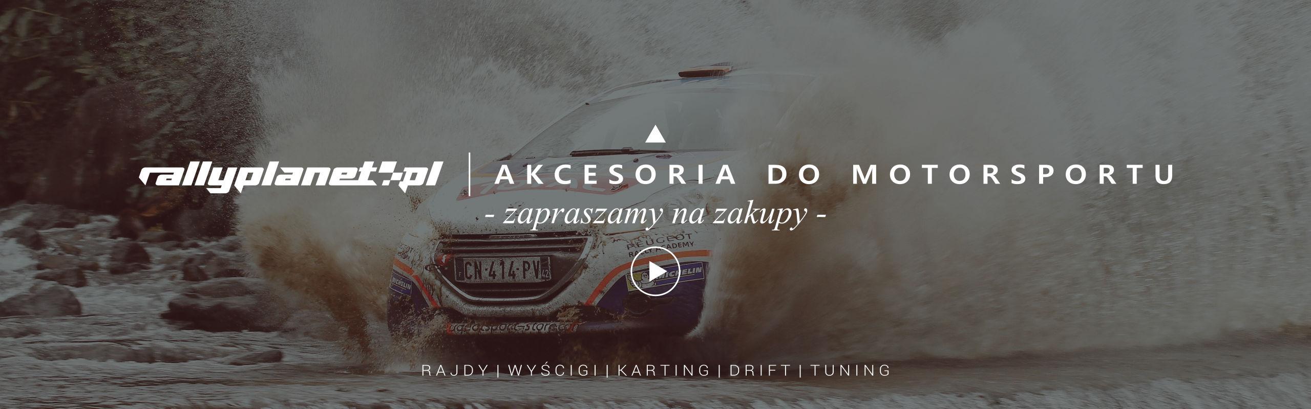 RallyPlanet.pl - zapraszamy na zakupy
